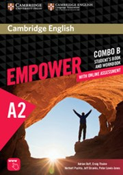 Cambridge English Empower Elementary Combo B with Online Assessment
