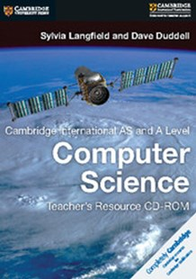 Cambridge International AS and A Level Computer Science Teacher's Resource CD-ROM - Non-Fiction