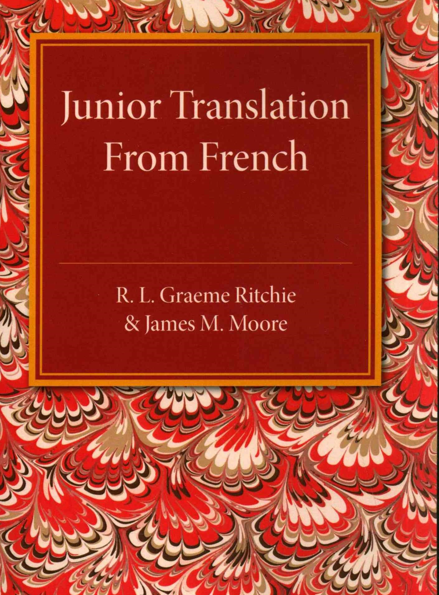 Junior Translation from French