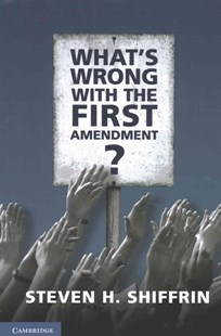 What's Wrong with the First Amendment by Steven H. Shiffrin (9781316613771) - PaperBack - Politics Political Issues