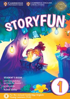 Storyfun for Starters Level 1 Student