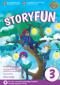 Storyfun for Movers Level 3 Student