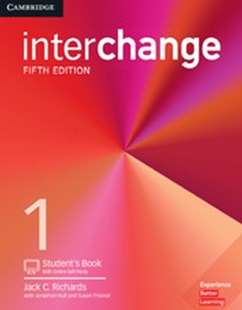 Interchange Level 1 Student's Book with Online Self-Study by Jack C. Richards, Jonathan Hull, Susan Proctor (9781316620311) - PaperBack - Education IELT & ESL