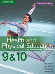 Health and Physical Education for the Australian Curriculum Years 9 and 10 Pack (Textbook and Interactive Textbook)