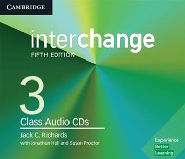 Interchange Level 3 Class Audio CDs - Education IELT & ESL