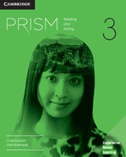 Prism Level 3 Student's Book with Online Workbook Reading and Writing by Chris Sowton, Alan S. Kennedy, Wendy Asplin, Christina Cavage (9781316624456) - PaperBack - Language English
