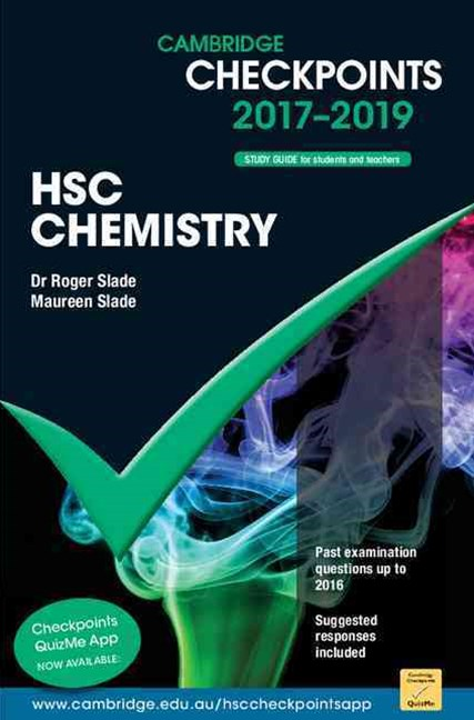 Cambridge Checkpoints HSC Chemistry 2017-19