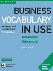 Business Vocabulary in Use: Advanced Book with Answers and Enhanced ebook