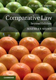 Comparative Law 2ED