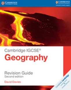 Cambridge IGCSE® Geography Revision Guide by David Davies (9781316635490) - PaperBack - Education Study Guides