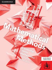 CSM AC Mathematical Methods Year 11 Print Bundle (Textbook and Hotmaths)
