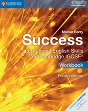 Success International English Skills for Cambridge IGCSE® Workbook
