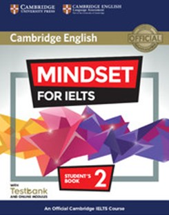 Mindset for IELTS Level 2 Student's Book with Testbank and Online Modules by Peter Crosthwaite, Natasha De Souza, Marc Loewenthal (9781316640159) - PaperBack - Education IELT & ESL