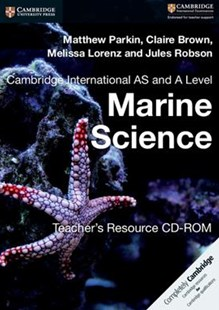 Cambridge International AS and A Level Marine Science Teacher's Resource CD-ROM - Non-Fiction