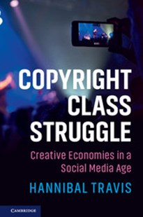 Copyright Class Struggle by Hannibal Travis (9781316645031) - PaperBack - Reference Law