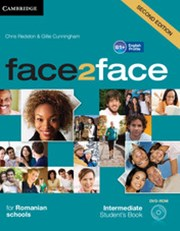 face2face Intermediate Student's Book with DVD-ROM Romanian Edition