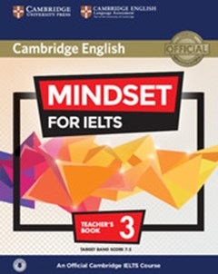 Mindset for IELTS Level 3 Teacher