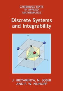 (ebook) Discrete Systems and Integrability - Science & Technology Mathematics