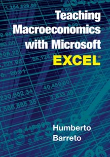 (ebook) Teaching Macroeconomics with Microsoft Excel(R) - Business & Finance Ecommerce
