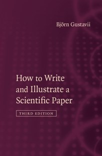 (ebook) How to Write and Illustrate a Scientific Paper - Reference