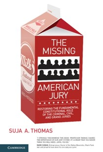 (ebook) Missing American Jury - Politics Political Issues