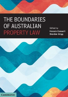 (ebook) Boundaries of Australian Property Law - Reference Law