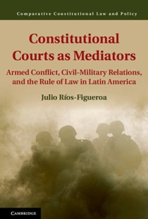 (ebook) Constitutional Courts as Mediators - Military