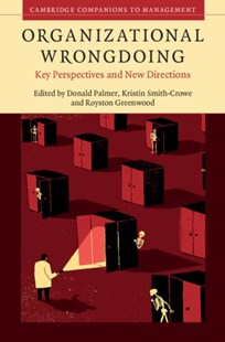 (ebook) Organizational Wrongdoing - Business & Finance Organisation & Operations