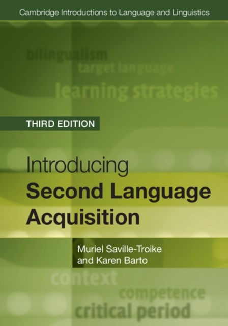 (ebook) Introducing Second Language Acquisition