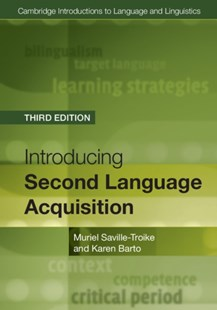(ebook) Introducing Second Language Acquisition - Language