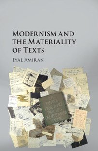(ebook) Modernism and the Materiality of Texts - Modern & Contemporary Fiction Literature