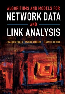 (ebook) Algorithms and Models for Network Data and Link Analysis - Computing Database Management