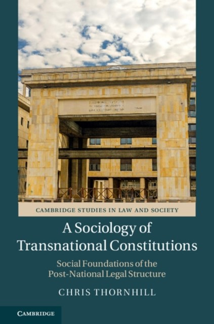 (ebook) Sociology of Transnational Constitutions