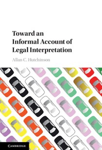 (ebook) Toward an Informal Account of Legal Interpretation - Reference Law