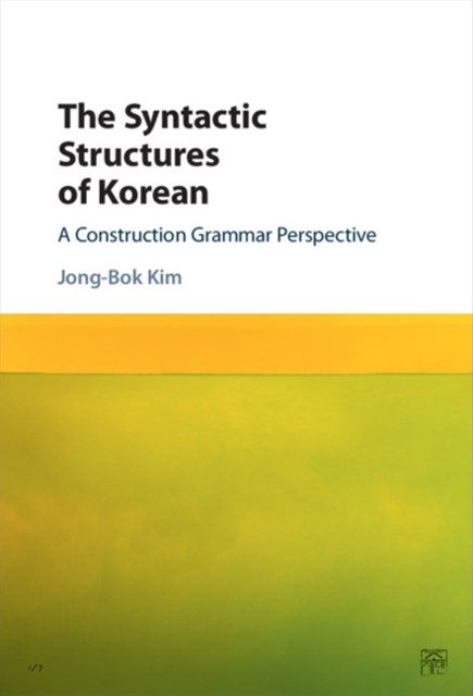 Syntactic Structures of Korean