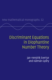 (ebook) Discriminant Equations in Diophantine Number Theory - Science & Technology Mathematics