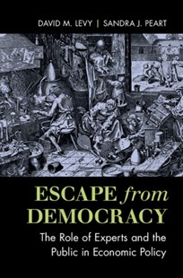 (ebook) Escape from Democracy - Business & Finance Ecommerce