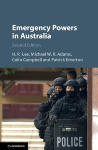 (ebook) Emergency Powers in Australia - Reference Law