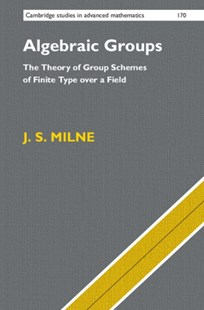 (ebook) Algebraic Groups - Science & Technology Mathematics