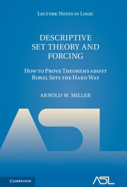 Descriptive Set Theory and Forcing
