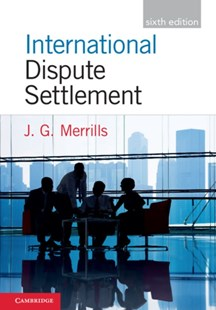 (ebook) International Dispute Settlement - Reference Law