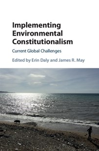 (ebook) Implementing Environmental Constitutionalism - Politics Political Issues