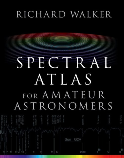 (ebook) Spectral Atlas for Amateur Astronomers