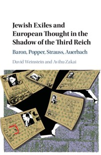 (ebook) Jewish Exiles and European Thought in the Shadow of the Third Reich - History European