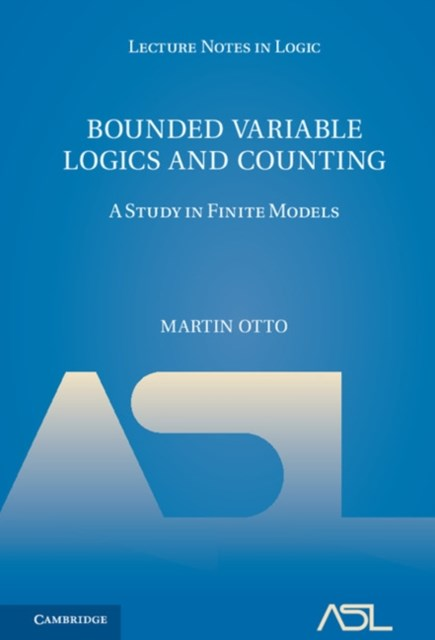 (ebook) Bounded Variable Logics and Counting