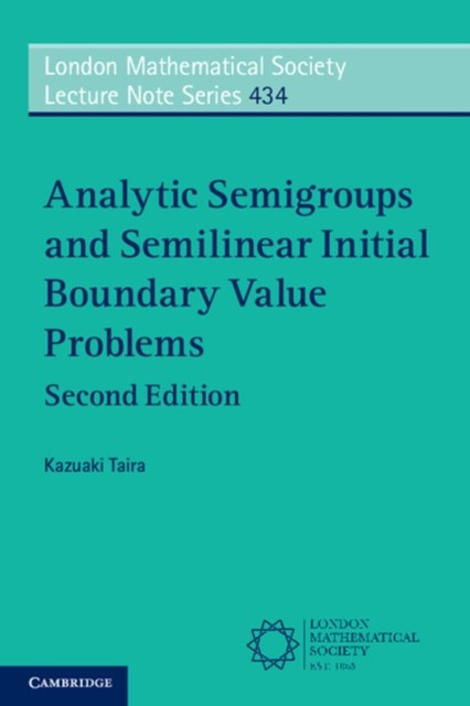 (ebook) Analytic Semigroups and Semilinear Initial Boundary Value Problems