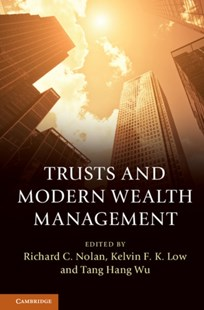 (ebook) Trusts and Modern Wealth Management - Reference Law