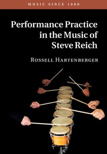 (ebook) Performance Practice in the Music of Steve Reich - Entertainment Music General