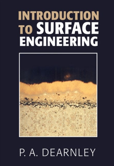 (ebook) Introduction to Surface Engineering