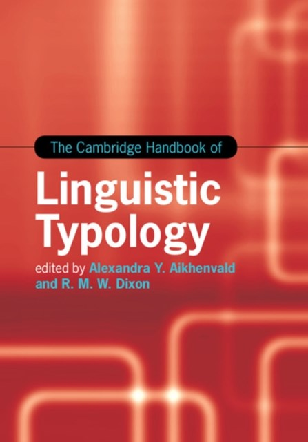 (ebook) Cambridge Handbook of Linguistic Typology
